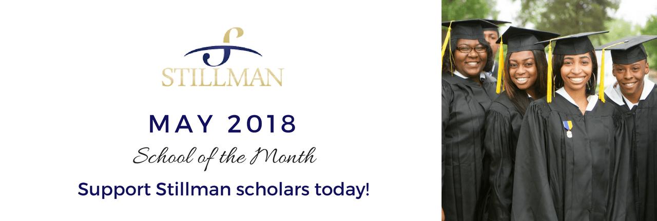 Stillman College SOTM slider logo