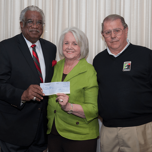 Patsy and Gene Ponder of Marshall, Texas, make $2 million gift to Wiley College
