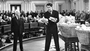 "James Stewart in ""Mr. Smith Goes to Washington"""