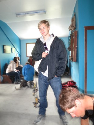 Gearing up with Kenton Duty