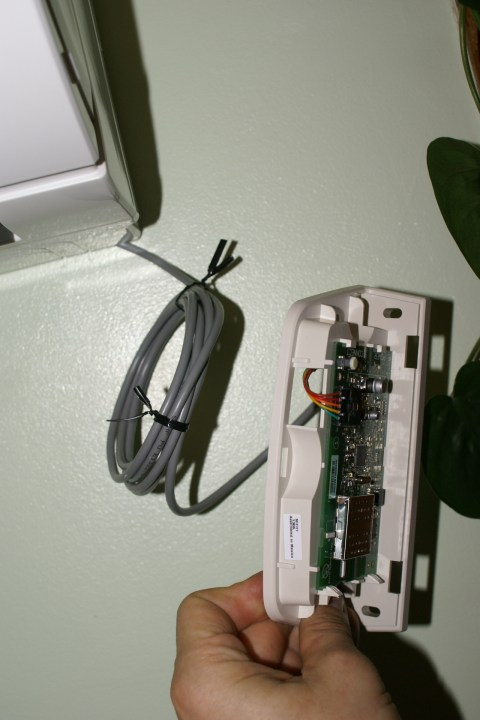 Adding a Programmable Thermostat to Mitsubishi Mr Slim