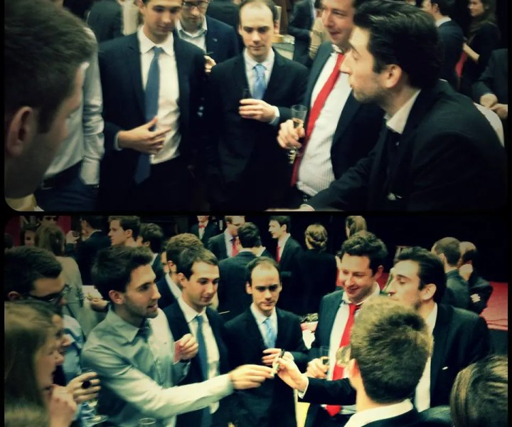 Tom le Magicien - Gala Icam 2014