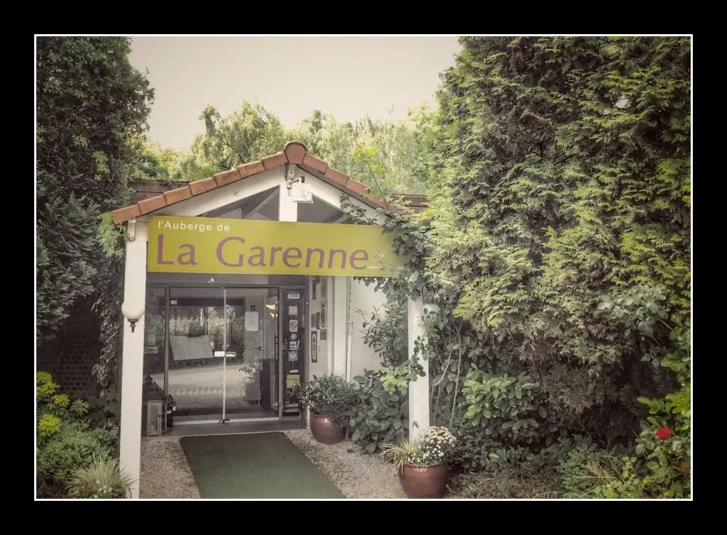 Auberge de La Garenne - Tom Le Magicien