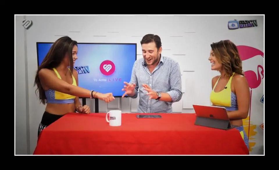 Tom Le Magicien sur Miami TV