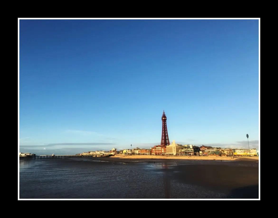 Blackpool Tom Le Magicien