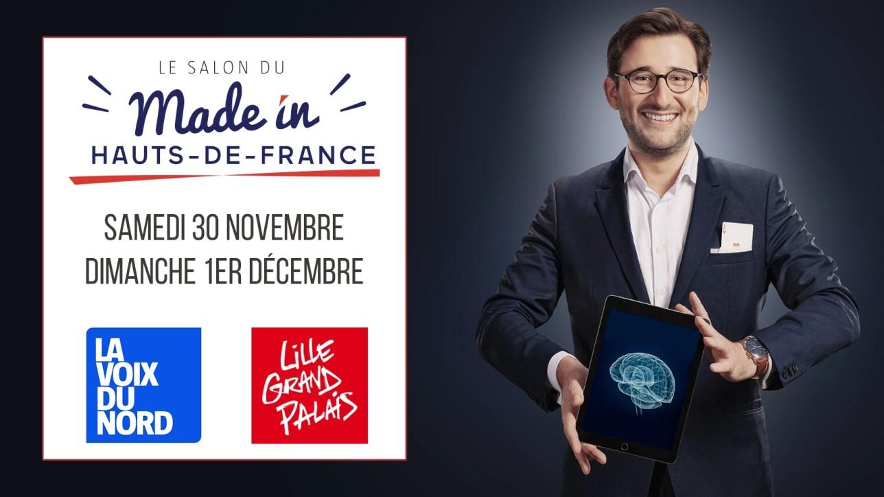 Magicien Lille - Salon Made in Haut de France