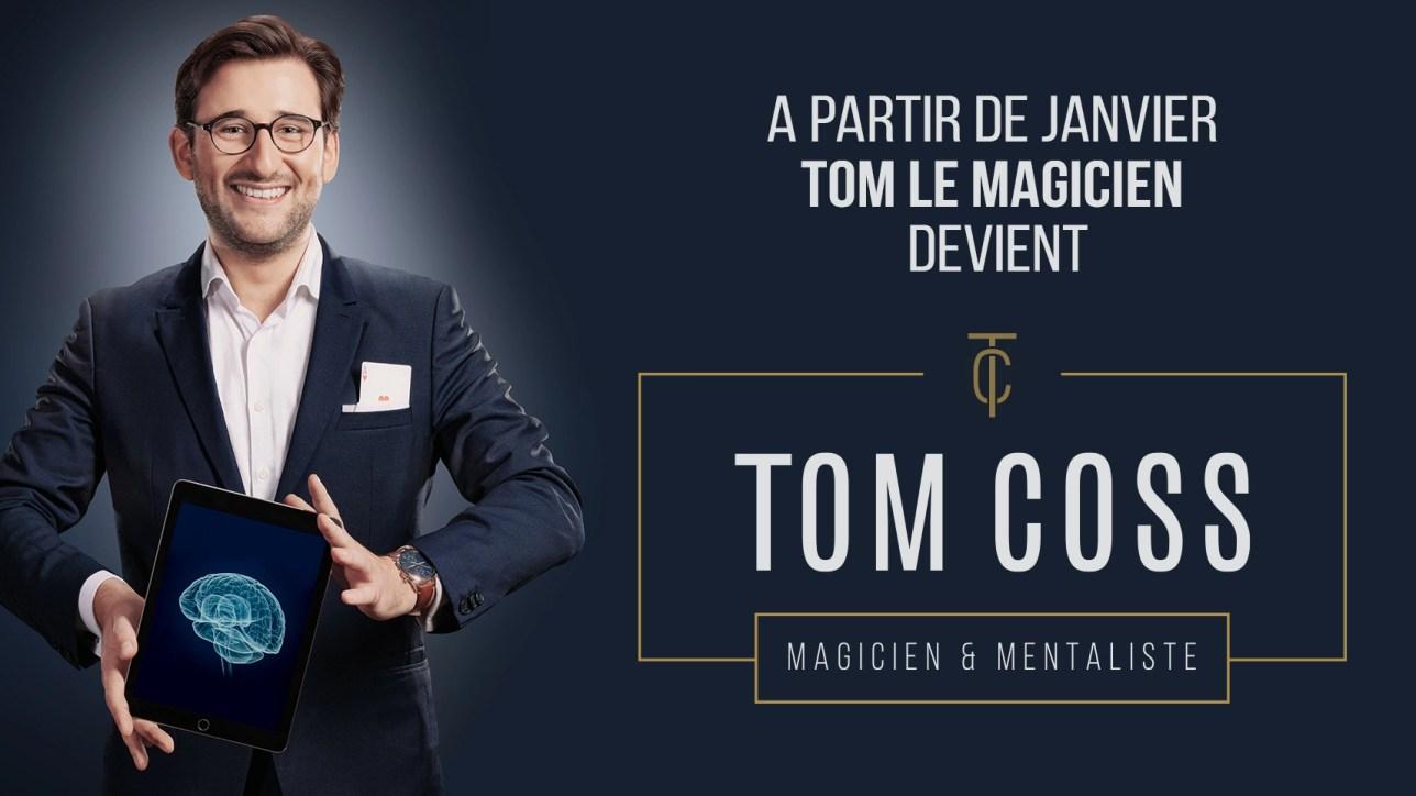 Tom le Magicien devient Tom Coss