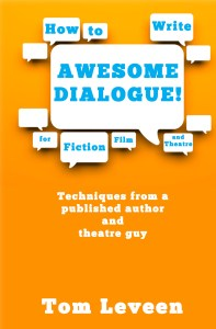 dialogue front cover