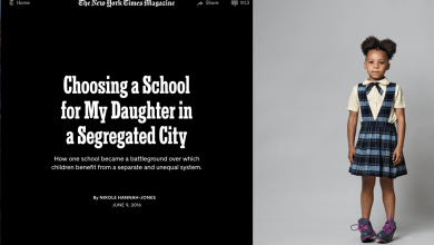 Photo of Segregation and the (New York) City