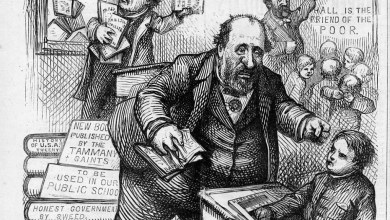Photo of Education Reform, Boss Tweed-Style