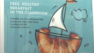 "Photo of WTF? Croissants Will Not Give NYC Students ""Energy"""