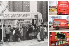 Photo of Oh Hell Yes. NYPL Resurrects the Mobile Library