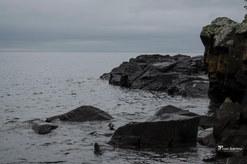 Storm on Lake Superior Copper Harbor, Michigan Photography | Tom Libertiny