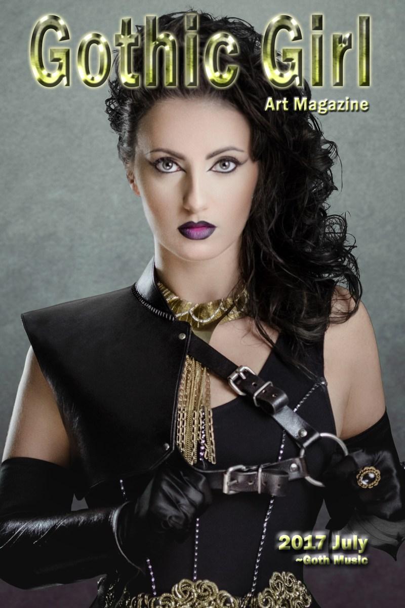 Gothic Girl Art Magazine | Relaunch