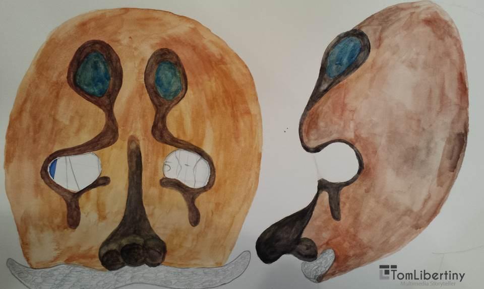 Birth of Murgatroyd the Mask   Rendering