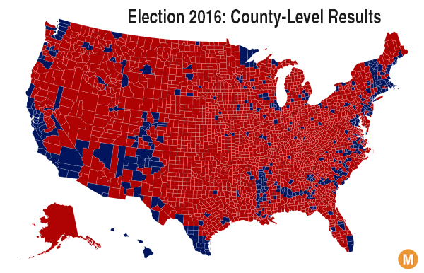 election-2016-county-map