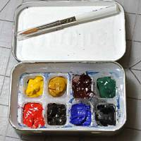 Studio Hacks 2: Travel Watercolor Kit