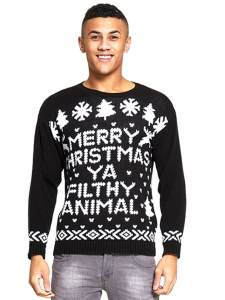 filthy animal sweater