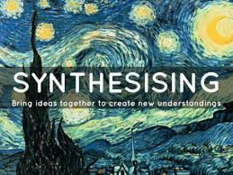 synthesising ideas