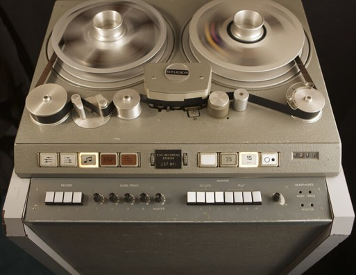 two track recorder
