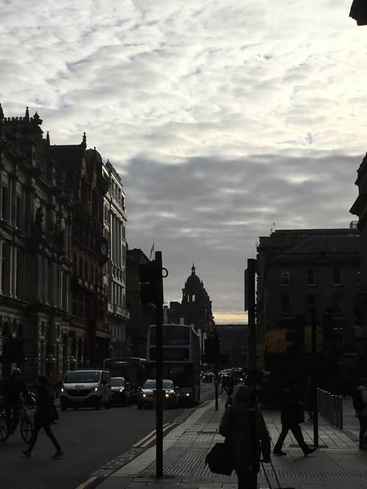 Glasgow grey