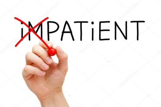 patient impatient