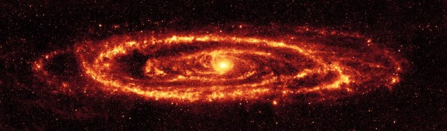 Andromeda Galaxy - What clock are you on?