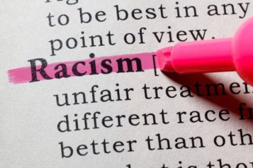 Racism Definition. Do Better.