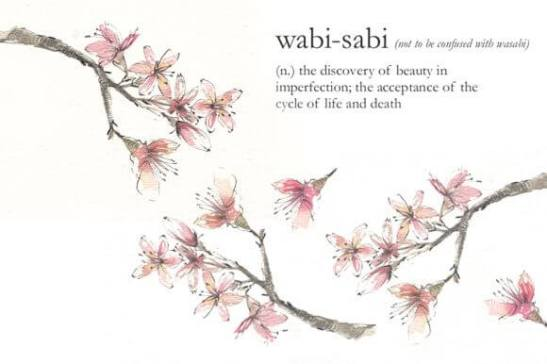 Funerals and Wabi-Sabi