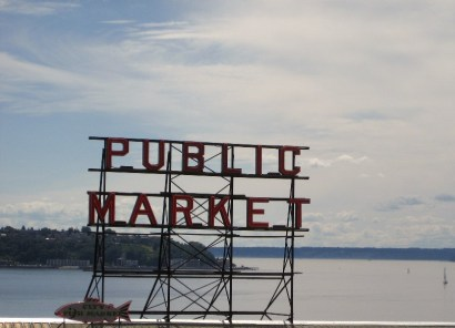 Public Market by Tommia Wright
