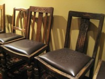 Chairs 1 by Tommia Wright
