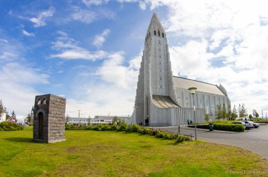 Hallgrímskirkja, Church of Hallgrímur