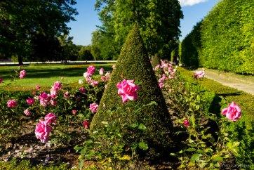Český Krumlov Castle Garden