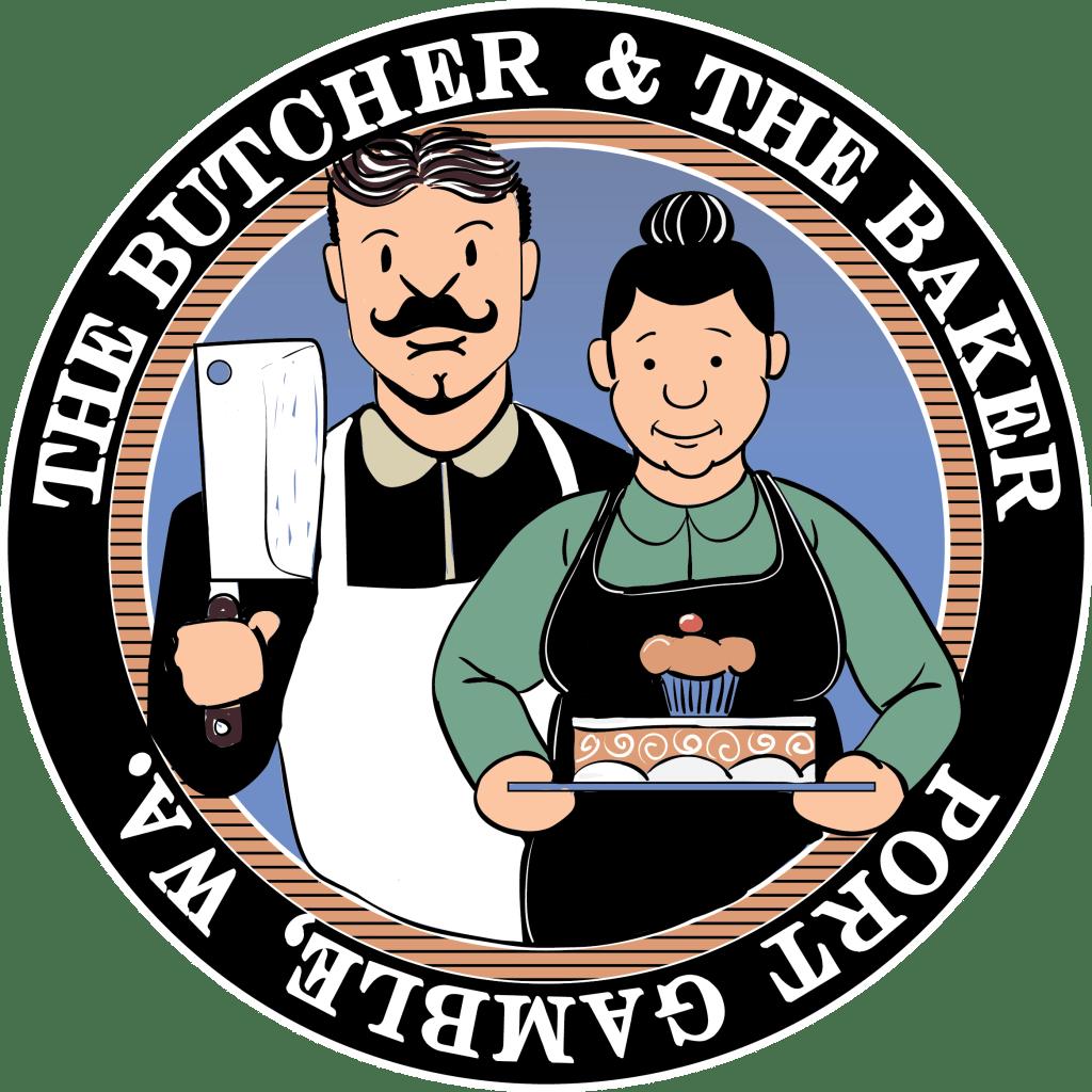 butcher and baker logo