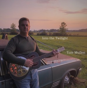 CD Cover Into the Twilight