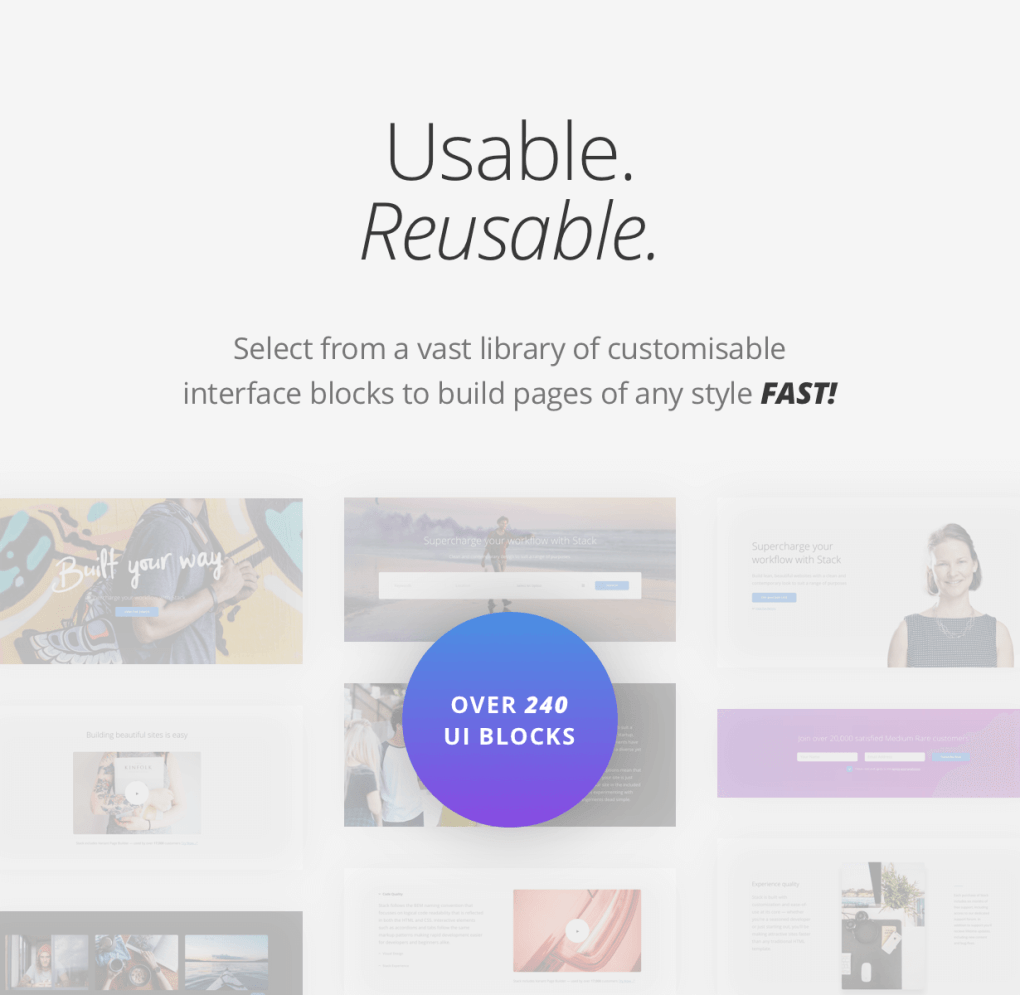 Stack - Multi-Purpose WordPress Theme with Variant Page Builder