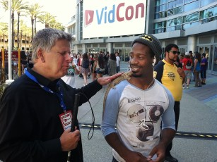 June 28, 2014 - Tommy Edison at VidCon