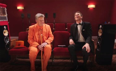 Feb. 21, 2017 - Tommy Edison and Daniel Tosh on Comedy Central's Tosh.0