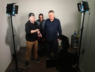 March 5, 2017 - James Rath, Elijah Pysyk, Tommy Edison