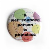 well rounded person
