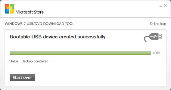 WINDOWS USB DVD DOWNLOAD TOOL