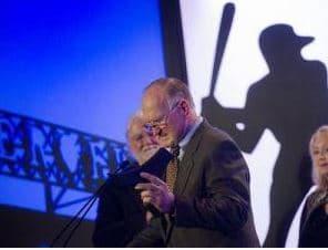 Tommy Nobis Receives Lifetime Achievement Award
