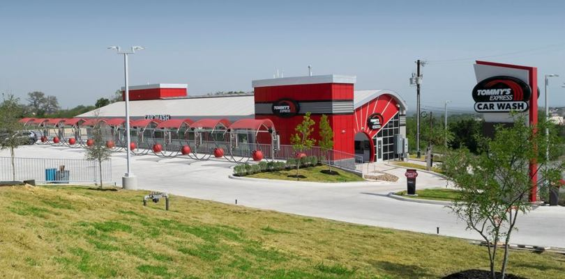 d9fe00990cec Tommy s Express San Antonio Celebrates Grand Opening! – Tommy s ...