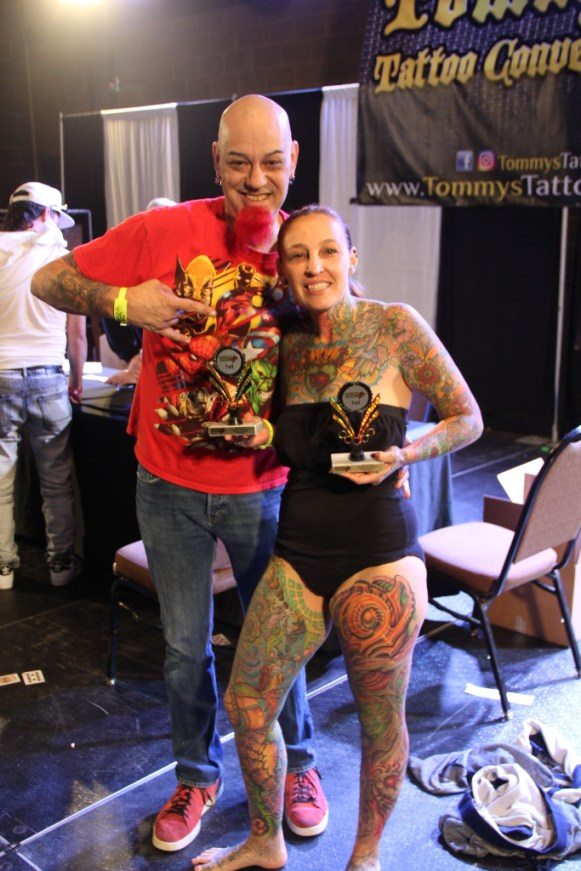 2016 sunday tattoo con 111