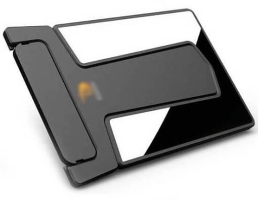 Credit Card Sized Shaving Kit