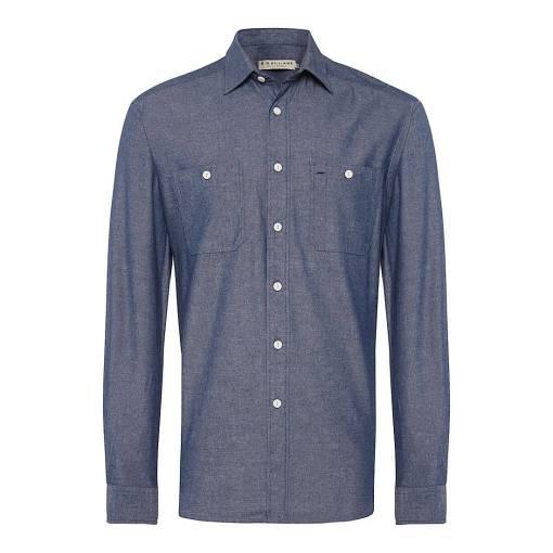 RM Williams Bourke Work Shirt