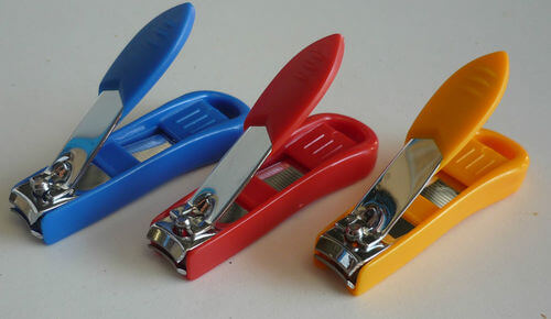 Deluxe Nail Clippers