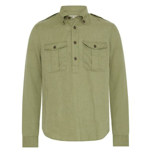 RM Williams Military Brigalow Work Shirt