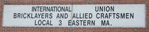 International Union of Bricklayers and Allied Craftsmen Local 3