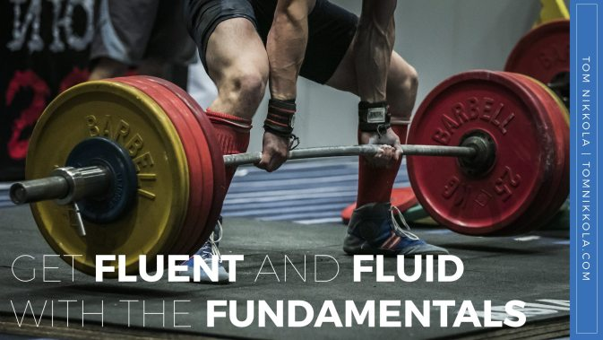 Get Fluent and Fluid with the Fundamentals | Tom Nikkola